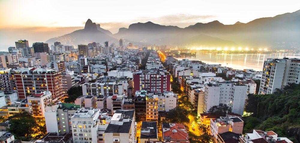 centre-ville de Rio