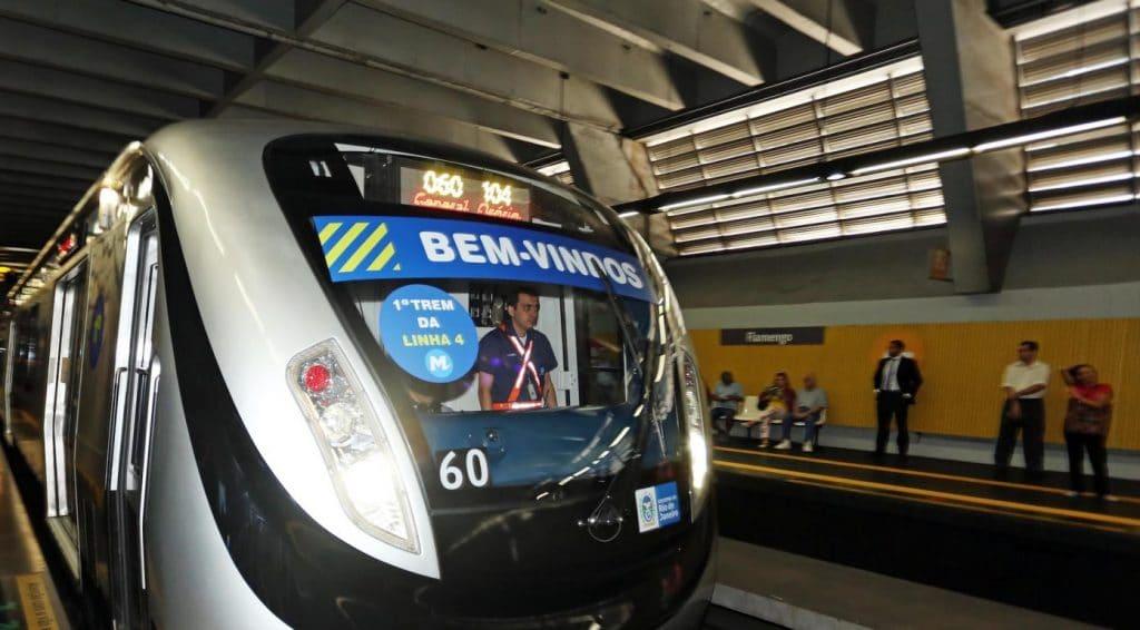 métro Rio de Janeiro