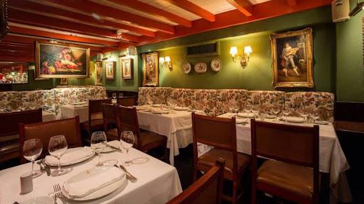 restaurant Antiquarius à Rio